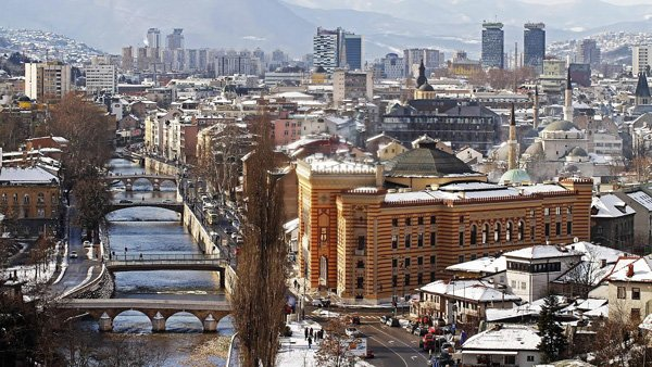 Revelion 2019 la Sarajevo (6 zile)